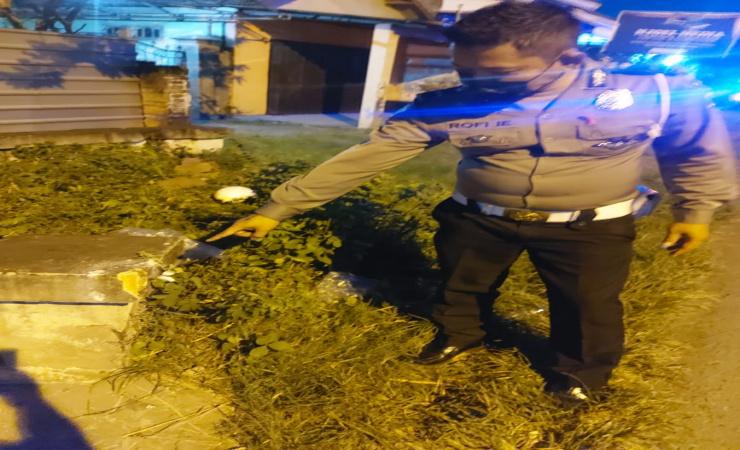 Hindari Lobang Jalan di Gudo , Pria Nass Asal Brodot Bandarkedungmulyo Jombang Meninggal