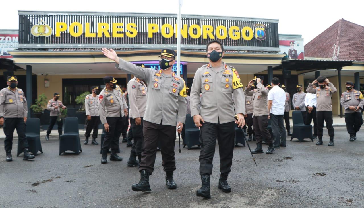 Kapolda Jatim Imbau Kapolres Bentuk Da'i Kamtibmas Tingkat Kabupaten
