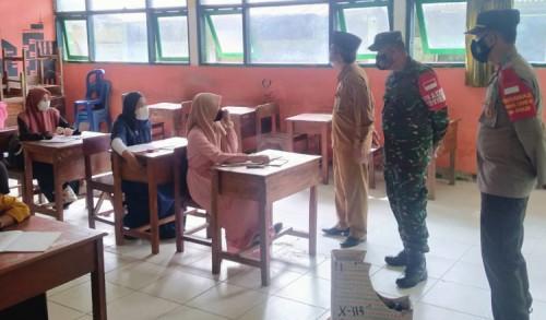 Sekolah di Pulau Bawean Gresik Mulai Simulasi PTM
