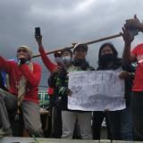 FRONTAL Jatim Protes Belum Mendapat Subsidi BBM