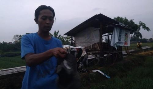 Berteduh di Gubuk Saat Hujan, Tiga Petani di Probolinggo Tersambar Petir