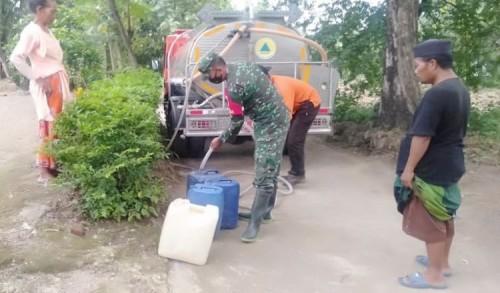 Di Situbondo, Masih Ada Wilayah Alami Krisis Air Bersih