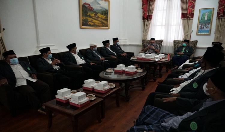 MUI Purworejo Audiensi dengan Bupati Untuk Cegah Paham Radikalisme
