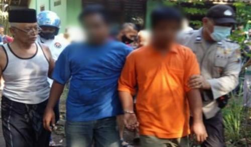 Spesialis Pencuri Pakaian Dalam Wanita di Purworejo Tertangkap Basah