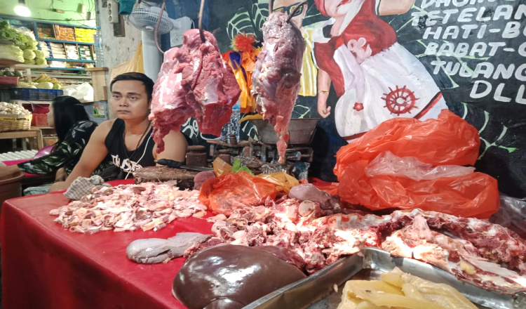 Jelang Ramadhan, Sejumlah Harga Komoditas Pangan di Banyuwangi Relatif Stabil