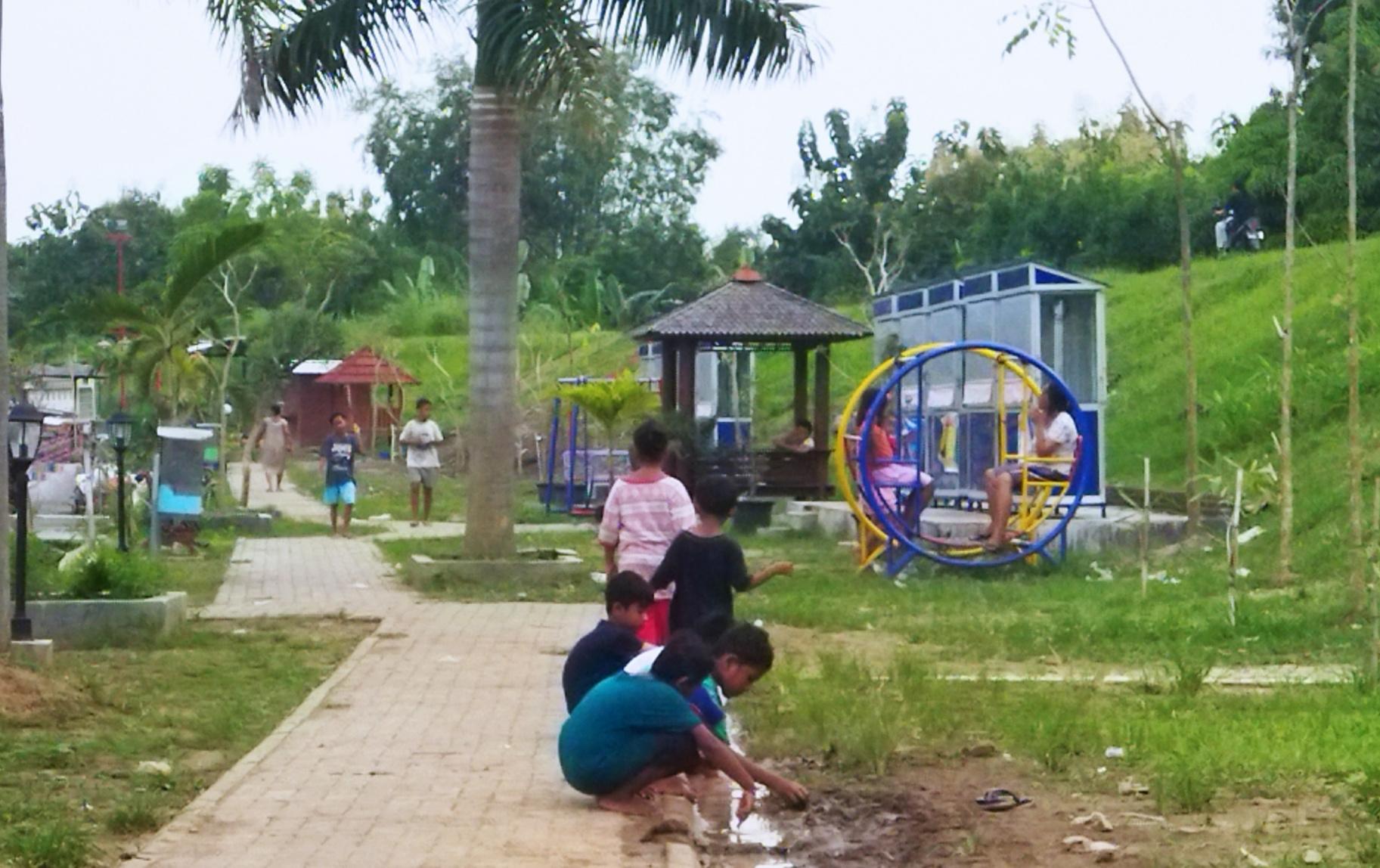Kampung Tematik di Kelurahan Nambangan Lor Kota Madiun Habiskan 500 Juta