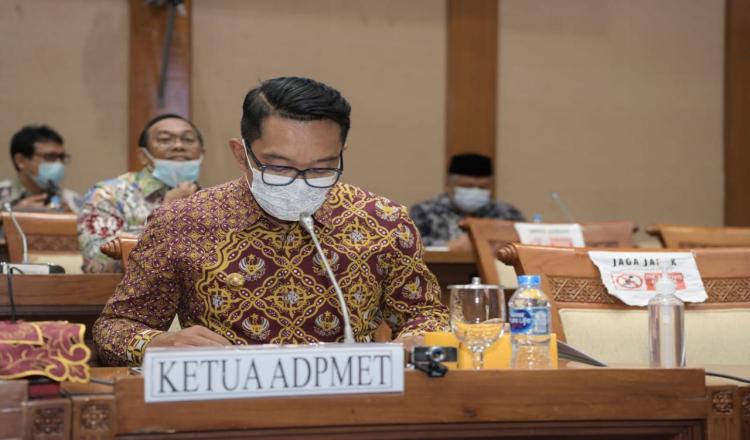 RUU Energi Baru Terbarukan, Begini Aspirasi Ridwan Kamil