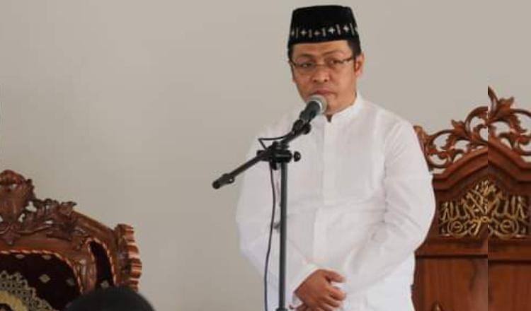 Bupati Mukomuko, Ajak Pegawai Tetap Produktif Selama Ramadhan