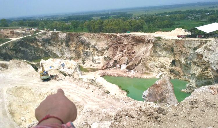 Sumber Mata Air Mulai Rusak, Pertambangan Kars Ancam Ekosistem di Tuban