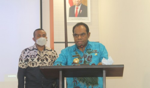 Musrembang Perdana, Bupati Keerom: Utamakan Kepetingan Masyarakat Bukan SKPD