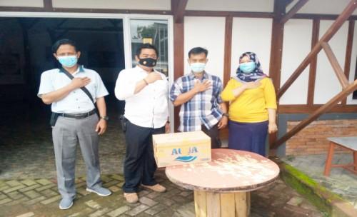 Anggotanya Sakit, Begini yang Dilakukan Kasatnarkoba Polres Jombang