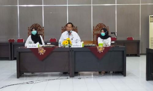 Tersisa 7 RT Berstatus Kuning, Bupati Bondowoso Minta Masyarakat Makin Giat Terapkan Prokes
