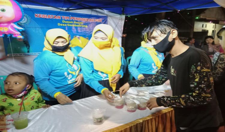 Festival Kolak di Desa Gombolirang Banyuwangi Dongkrak Perekonomian Warga