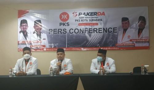 Gelar Rakerda, PKS Surabaya Mulai Menatap Pilkada 2024