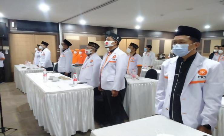 Gelar Rakerda, PKS Jombang Targetkan Kursi Bupati