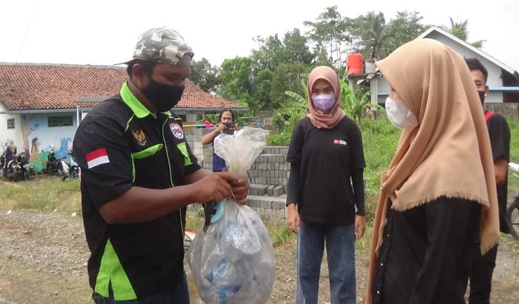 Sambut Ramadhan, Pemuda Asal Purworejo Ubah Sampah Jadi Makanan