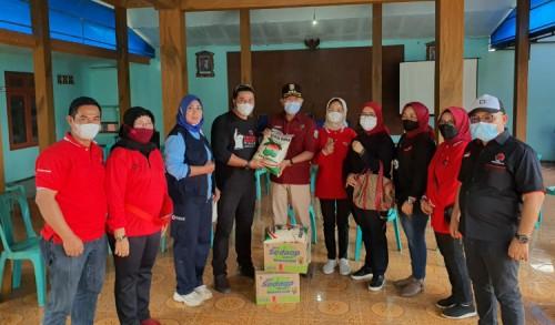PDI Perjuangan Salurkan 3 Ton Beras untuk Korban Gempa Malang