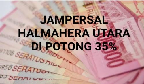 Jampersal di Halmahera Diduga Dipotong 35% oleh Dinkes