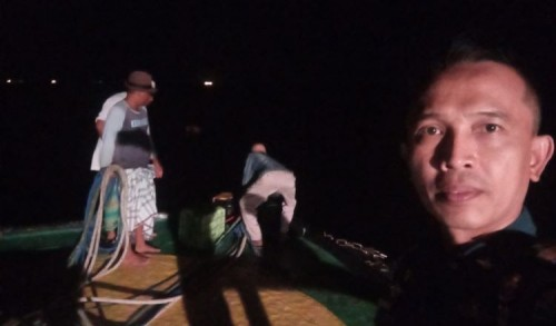 Bangkai Perahu Slere di Evakuasi KPLP KSOP Panarukan dan Pertamina STS Kalbut