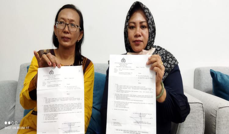 Diduga Melakukan Pencemaran Nama Baik, Dua Media Online Dilaporkan ke Polres Madiun