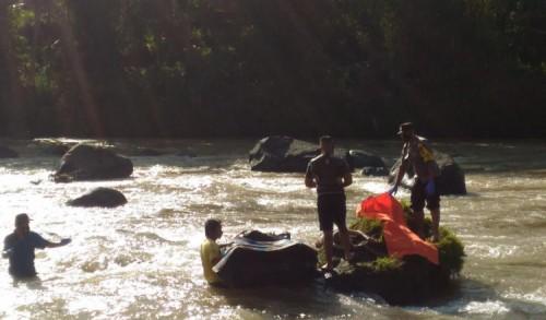 Mayat Perempuan Ditemukan Meninggal di Sungai Bogowonto