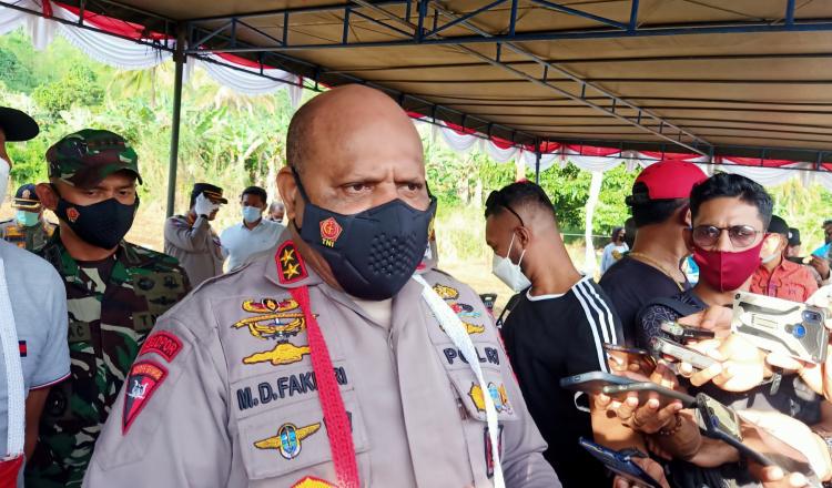 Pasca Penembakan Seorang Guru dan Pembakaran Sekolah Oleh KKB, Puluhan Warga Dievakuasi