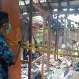 Buat Petasan, Rumah Warga Jombang Terbakar