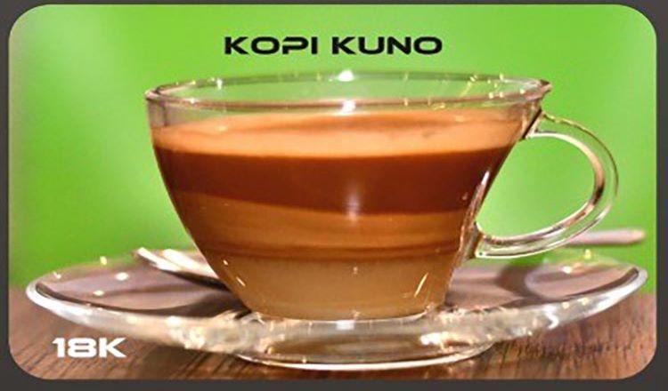 Kopi Kuno, Minuman Khas Caffe Simposium Situbondo