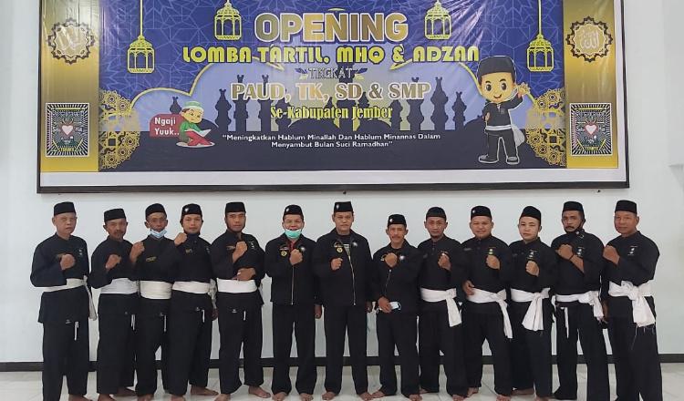 Ketua Cabang Pagar Nusa Akui, Tokoh PSHT Jember Mayoritas NU
