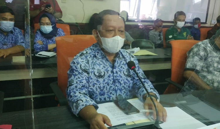 Dispora Surabaya Sebut Stadion Gelora 10 Nopember Tak Bisa Digunakan Lagi