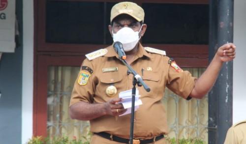 Percepat Penyerapan,SKPD di Pemkab Keerom Wajib Lapor Progres DPA Tiap Minggu