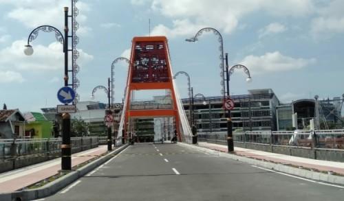 Pembayaran Proyek Belum Lunas, Penyebab Molornya Peresmian Jembatan Joyoboyo
