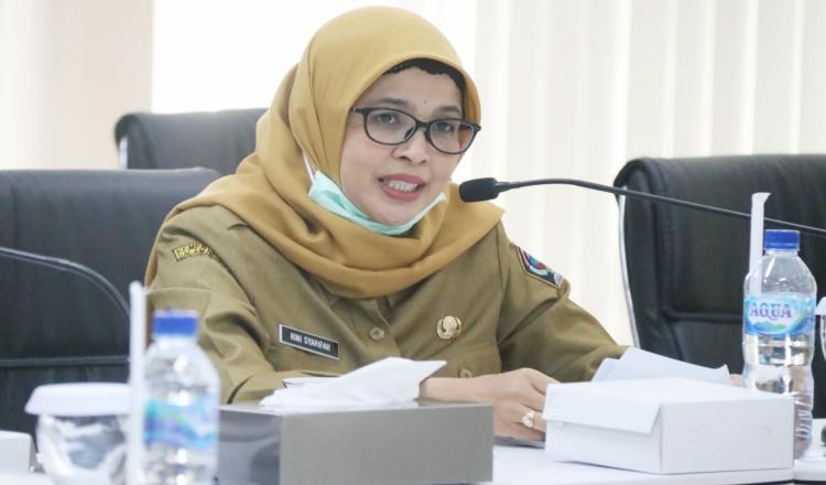 Hari Kartini, Bupati Blitar Rini Syarifah Ajak Perempuan Terus Berkarya dan Berdaya