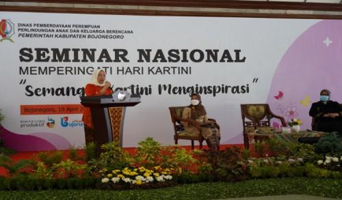 Pekan Kartini di Bojonegoro, Pemkab Gelar Seminar Nasional