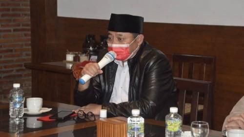 Jelang Ramadhan,Pemkab Bondowoso Gelar Rakor Bahas Pengendalian Covid-19