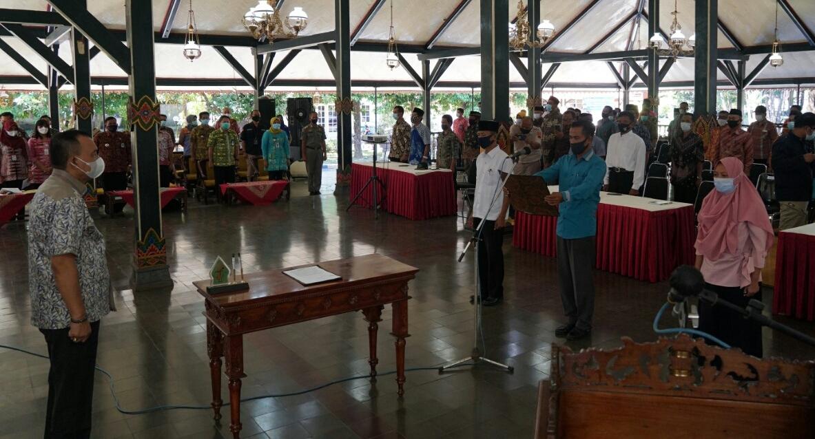 Gelar Deklarasi Damai, 105 Calon Kades di Purworejo Siap Berebut Kursi