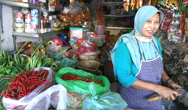 Di Bulan Ramadan, Harga Cabai di Pasar Tuban Turun