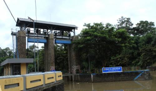 Dinas Pengairan Sebut Dam Singir Salah Satu Bendungan Monumental di Banyuwangi