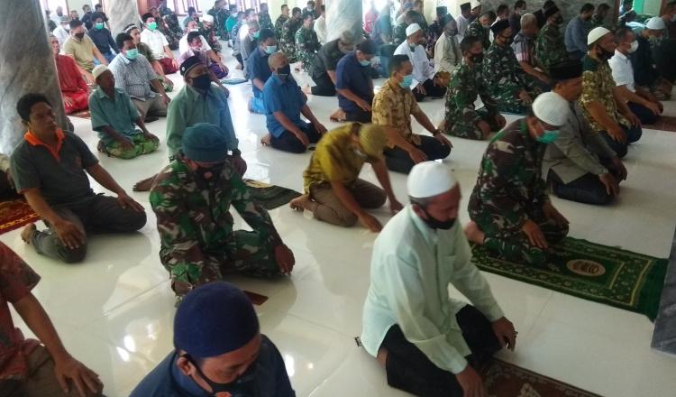 Istighosah Kodim 0820/Probolinggo Doakan Keselamatan Prajurit KRI Nanggala 402