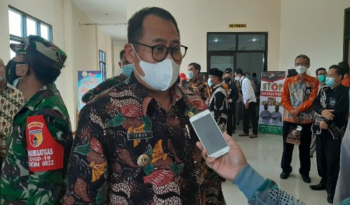 RS Bhayangkara Canangkan Zona Integritas WBK, Wabup Bondowoso Sambut Baik