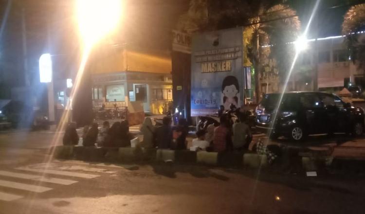11 Orang Diamankan Pasca Bentrok Antara Warga dan Polisi di Purworejo