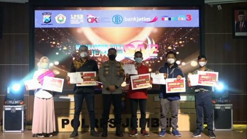 Lomba Ekspresi JemberSAE, Ajang Lokal Layaknya Tingkat Nasional