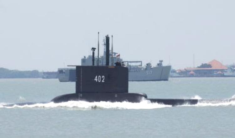KRI Nanggala-402 Tenggelam di Kedalaman 850 Meter, TNI Upayakan Evakuasi 53 Awak Kapal