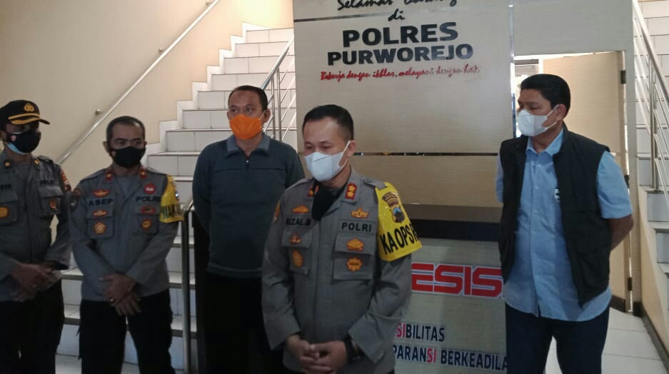 Kelompok Anarko Diduga Biang Bentrok Warga dengan Polisi di Purworejo