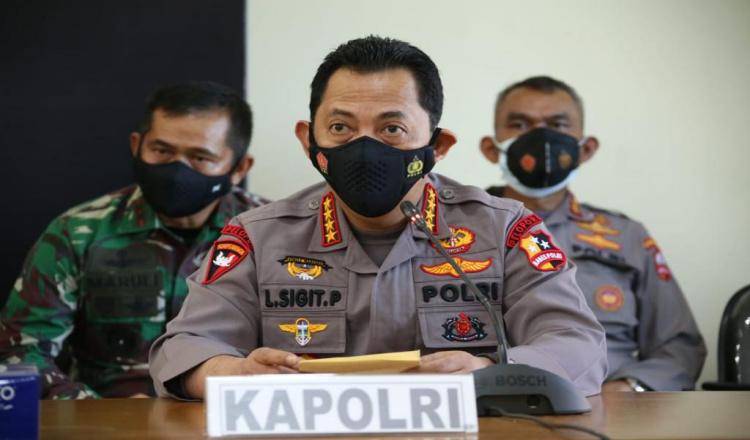 Polri Kerahkan Empat Kapal ke Perairan Bali, Bantu Pencarian KRI Nanggala-402