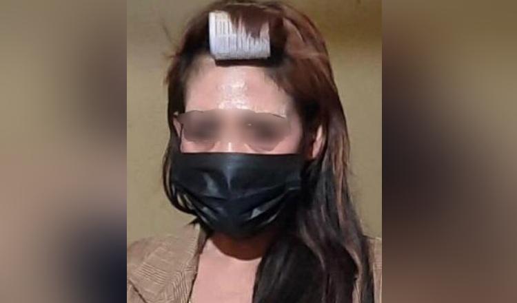 Tertangkap Basah Bawa Narkoba, Pegawai Salon Diringkus Satnarkoba Polresta Mojokerto