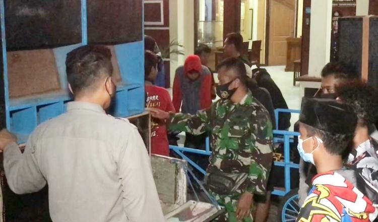 Nekat Ronda Gunakan Sound System, Puluhan Remaja di Blitar Ditangkap Polisi