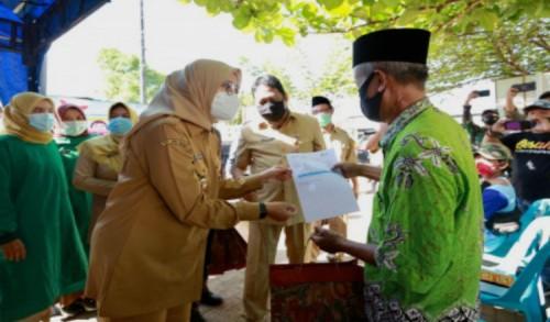 Sambut Ramadhan, Para Takmir Masjid di Banyuwangi Divaksin Covid-19