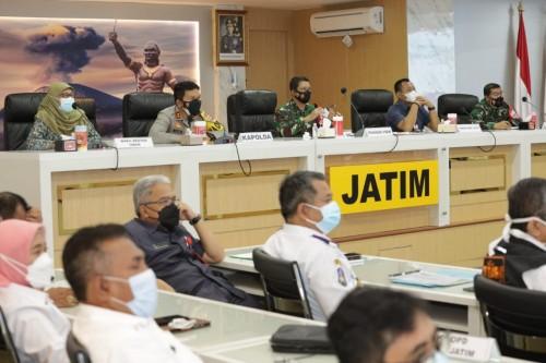 Antisipasi Penyebaran Covid, Ini yang Dilakukan Satgas Repatriasi Jatim Untuk PMI