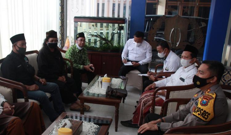 Kasus PSHT dengan Pagar Nusa, Kapolres Jember Berjanji akan Profesional